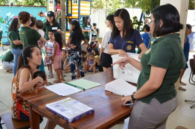 medical mission in Cebu