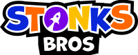 stonks bros logo